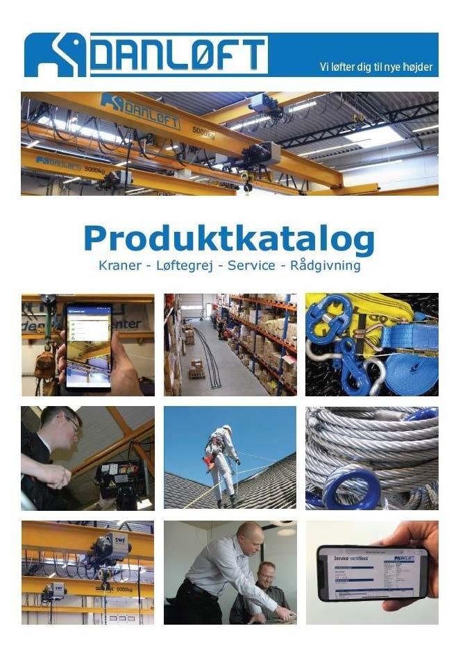 Danløft online katalog 2019-2020.