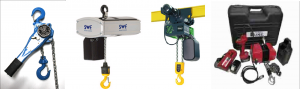 Alt i taljer – både håndkædetaljer, skraldetaljer, el-kædetaljer, wiretaljer, vægspil, batteritaljer m.m.